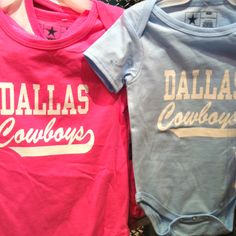 97 Best Kids Dallas Cowboys Gear images  2fa553740