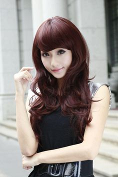 Hot Sale Pretty Graceful Long Wavy Lace Wig 100% Human Hair about 20 Inches