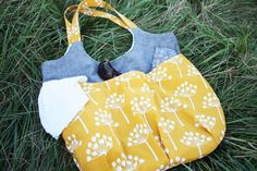 DIY Go Anywhere Bag Pattern!
