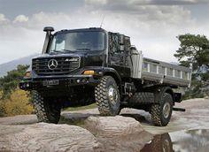 Infos | News | Reportagen für den Berufskraftfahrer in Deutschland. http://www.bkftv.de Mercedes Benz Zetros