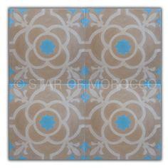 Moroccan Cement Tile | Marrakech 2