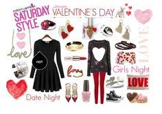 Ultimate Valentine's Day - Girls Night or Date Night Style!  #jewelry #eco #ecofashion #ecojewelry #ecofriendly #empowering #ecoresin #accessorizeresponsibly