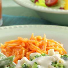 Stronger Together: Orange-Glazed Shredded Carrots
