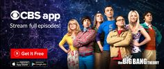 Watch the final season of The Big Bang Theory on CBS All Access and stream and relive past episodes from previous seasons. Tv Shows Current, Current Tv, Free App Store, Panhellenic Recruitment, How The Universe Works, Cbs All Access, Big Bang Theory, Bigbang