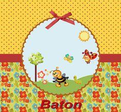 Jardim Encantado – Kit festa infantil grátis para imprimir – Inspire sua Festa ®