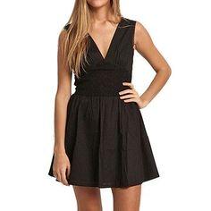 Mina Dress Black