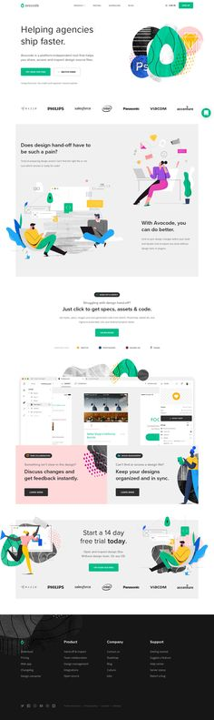 Hand-off and Inspect Sketch, PSD, XD, & Figma designs | Avocode