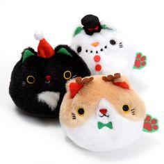 Christmas Neko-dango 1
