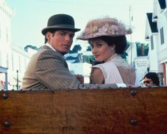 Love this movie...Somewhere in Time!!!
