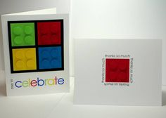 Lego Birthday by CraftCrazy98 - Cards and Paper Crafts at Splitcoaststampers