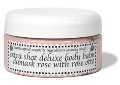 Extra Shot of Moisture Body Balm - I just got fed up with lotioning my body only to discover that 30 minutes later it looked and felt as if I had done nothing! My super dry skin just eats lotion. So I set out to create a super heavy body moisturizer that would gentle my mega-dry skin into submission! This is it.    http://www.daybreaklavenderfarm.com/store/Extra-Shot-of-Moisture-Body-Balm-pr-16512-c-313.html#