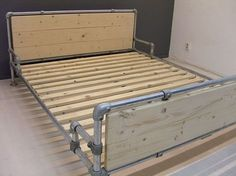 scheigerhout bed zelf maken