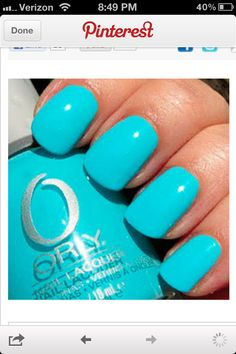 Orly Frisky - love this color!