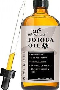 awesome ArtNaturals Organic Jojoba Oil, Pure Virgin Cold Pressed Unrefined Organic Jojoba Oil Best For Sensitive, Acne Prone Skin - Benefits The Face & Hair, Similar To Argan Oil, Without The Odor Argan Oil, Jojoba Oil, Callus Remover Gel, Sensitive Acne Prone Skin, My Essential Oils, Carrier Oils, Oils For Skin, Hair Oil, Pure Products