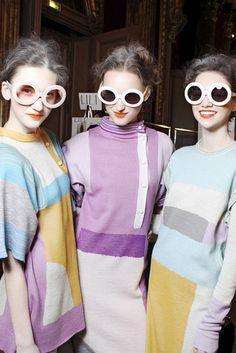 Pastels #MissKL and #SpringtimeinParis