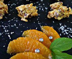 Rocas de chocolate blanco con toque de naranja Chocolate Blanco, Orange, Fruit, Ethnic Recipes, Food, Rocks, Easy Recipes, Ethnic Food, Pies