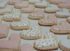 Bellas Rose Cottage: Fancy Iced Cookies the Easy Way...