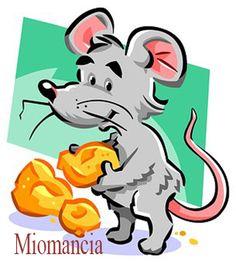 Hoy conoceremos un sistema de adivinación basado en el estudio de los gritos de las ratas y de los ratones o de su forma de comer.     ...