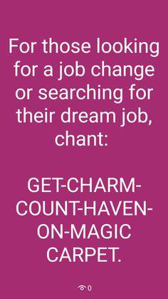 Job change SWP Spiritual Words, Spiritual Messages, Money Spells That Work, Healing Codes, Gemini Quotes, Reiki Symbols, Switch Words, Changing Jobs, Magic Words