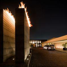 The Oberoi Gurgaon, designed by P Landscape