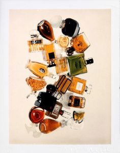 Andy Warhol 'Still Life Polaroids' shot between 1977 and 1983.