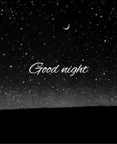 Good night, Darling.