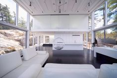 Larry Williams House and Studio by GH3 architect Pat Hanson