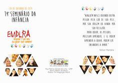 Relações Étnico-Raciais - BH: EMDLRA - 14º Seminário  da Infãncia