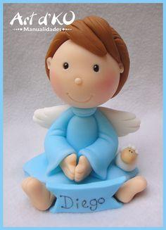 angelito bautizo