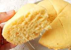 Sweets Recipes, Bread Recipes, Steamed Bread Recipe, Different Cakes, Japanese Dishes, Rice Cooker, Cornbread, Food And Drink, Cooking