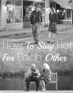 How to Stay Hot for Each Other - Once you and your guy hit the bona fide couple stage, things may cool down a bit. But are you going to let the passion fade without a fight? Hell, no! These tips will reignite your relationship.