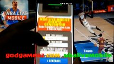 The best way of soling problems with nba live mobile