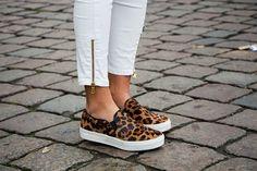 Slip On Some Leopard
