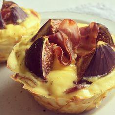 Sans Gluten, Entrees, Cheesecake, Appetizers, Bowl, Breakfast, Figs, Almonds, Ham