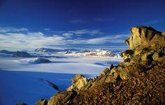 Lugares singulares: la Antártida