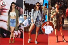 Bollywood Divas giving us new fashion summer Goals at Justin Beiber's concert. Trendy Tops For Women, Buy Dresses Online, Summer Goals, Online Shopping For Women, Party Dresses For Women, Western Wear, New Fashion, Divas, Bollywood