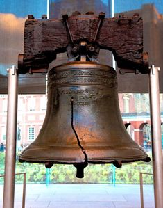 The Liberty Bell, symbolic of our freedom is housed in the Liberty Bell Center. No tickets are required for visitors to see the Liberty Bell up close. Oh The Places You'll Go, Places Ive Been, Bucket List Before I Die, Road Trip, Dere, Life List, So Little Time, Liberty, To Go