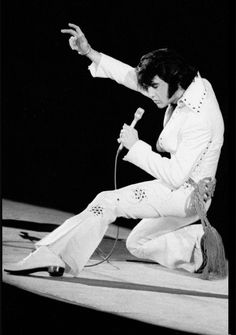 Elvis Presley in Concert at The O2 Arena London