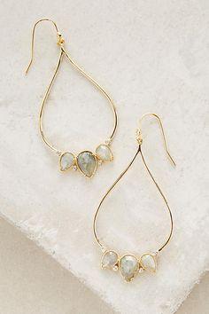 Palestrina Earrings - anthropologie.com