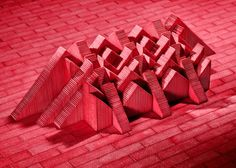 Stacked Chewing Gum by Sam Kaplan