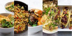 5x makkelijk en heerlijk vegan avondeten