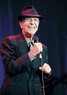 The songs of Leonard Cohen