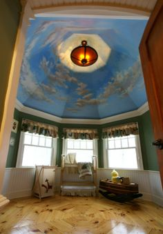 Great Home Design And Interior Design Gallery Of Playful Traditional Kids Room  Awesome Ceiling Eclectic Elegance Home