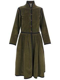 YVES SAINT LAURENT VINTAGE - velvet coat 1