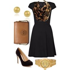 A fashion look from July 2014 featuring French Connection, beige shoes and brown leather purse. Browse and shop related looks. Infinity Scarf Outfits, Cheetah Scarf, Beige Shoes, Brown Leather Purses, Style Me, Fashion Looks, Polyvore, Shopping, Brown Leather Bags