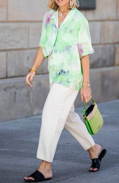 9 Street Style Trends That Will Impact How You Dress This Year, Summer Outfits, Street style trends Street Style Trends, Street Style Summer, Street Style Looks, Cool Street Fashion, Look Fashion, Fashion Outfits, Fashion Trends, Style Casual, Casual Outfits