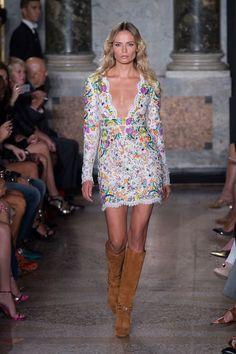 "<p tabindex=""-1"">Emilio Pucci spring 2015. Photo: Imaxtree</p>"