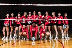 Volleyball Team Photo … – From Parts Unknown Volleyball Team Pictures, Volleyball Poses, Cheer Team Pictures, Women Volleyball, Sports Pictures, Softball Pictures, Sports Team Photography, Volleyball Photography, Photography Ideas