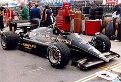 Lotus 97T - Elio de Angelis (Montreal, Canada, 1985).