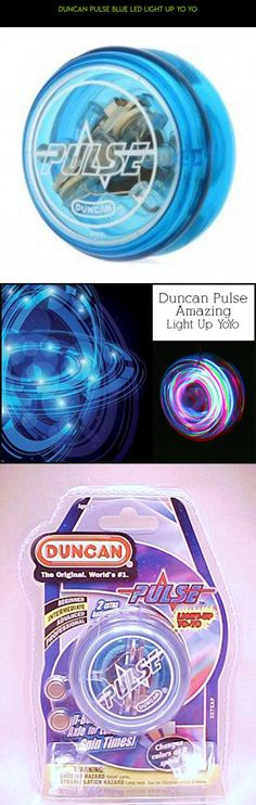 Duncan Pulse Blue LED Light Up Yo Yo #parts #shopping #up #fpv #yo-yo #drone #light #gadgets #racing #tech #products #plans #kit #camera #technology